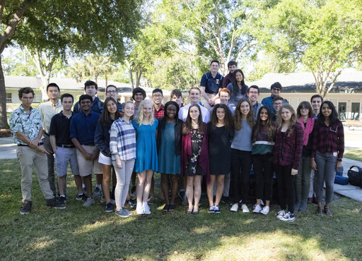 30 Trinity Prep Juniors Have Been Invited to Participate in the National Merit Scholarship Program