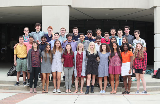 30 TPS Seniors Have Been Recognized by the 2019 National Merit Corporation