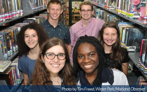 IN THE NEWS: Trinity Prep Key Club to propose little free library in MLK Jr. Park
