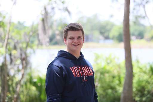 TPS Senior Has Achieved Two Distinctions from the University of Virginia