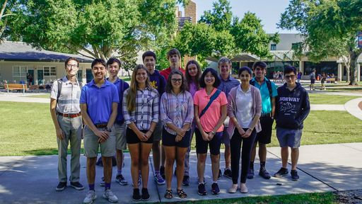 20 Trinity Prep Juniors Invited to Participate in the National Merit Scholarship Program
