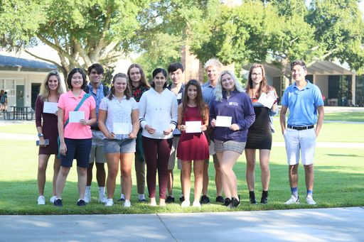 The National Merit Corporation Recognizes 20 TPS Seniors