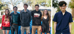 Seven Seniors Named Class of 2020 National Merit Finalists
