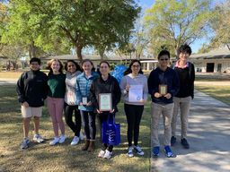 Eight Trinity Prep Students Win At The Ying Science Expo
