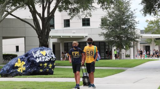 Niche: Trinity Prep is the No.1 Private School in the Orlando Area