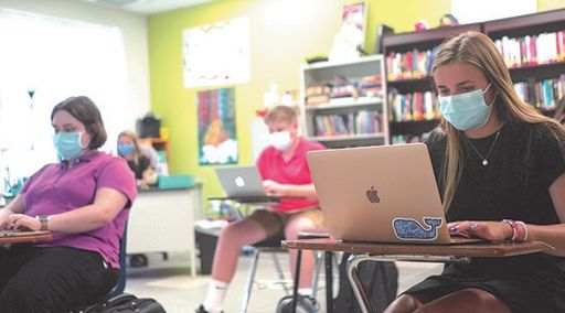 IN THE NEWS: Trinity Prep's Smooth Transition to HyFlex Learning